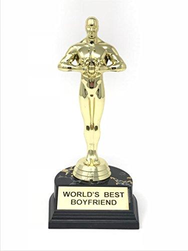 World's Best Boyfriend Trophy-7'
