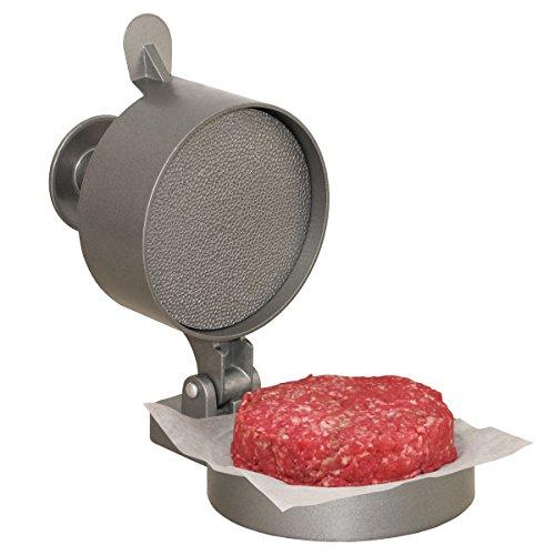 Weston Burger Express Hamburger Press With Patty Ejector (07-0310-W), Makes 4 1/2' Patties, 1/4Lb To 3/4Lb
