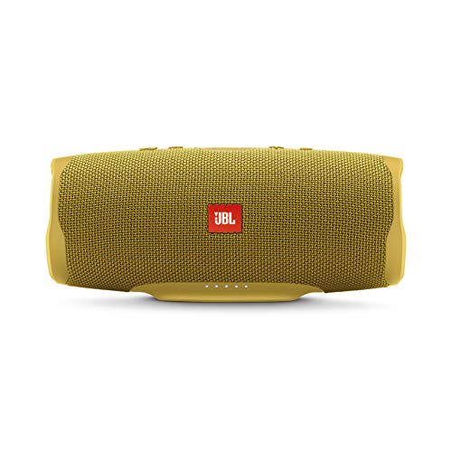 JBL Charge 4 - Waterproof Portable Bluetooth Speaker - Yellow