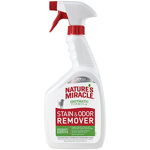 Natures Miracle Stain and Odor Remover Dog, Odor Control Formula