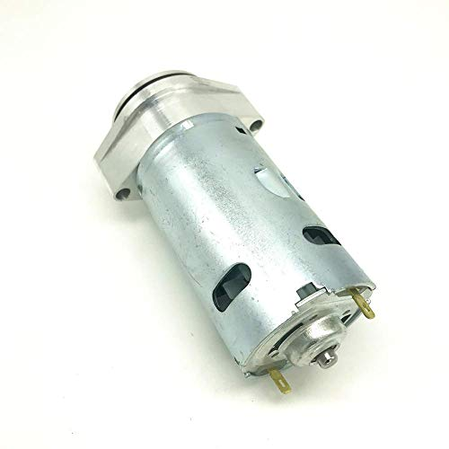 WayJun 54347193448 Convertible Top Hydraulic Roof Pump Motor with Connector fit 2003-2008 BMW Z4 E85