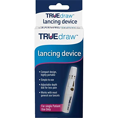 TRUEdraw Lancing Device NIM2H01-81, 1 Each