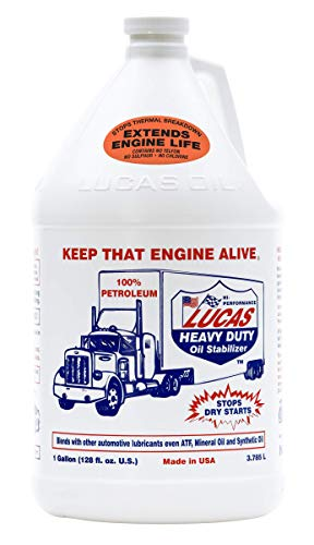 Lucas Oil 10002 Heavy Duty Oil Stabilizer, 1 Gallon