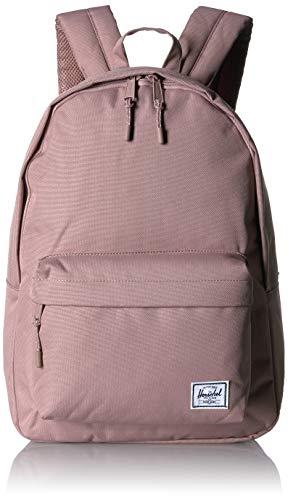 Herschel Classic Backpack, Pink Ash Rose, 24.0L