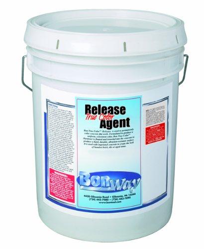 BonWay 32-105 True Color Stamping Release Agent, Dark Grey