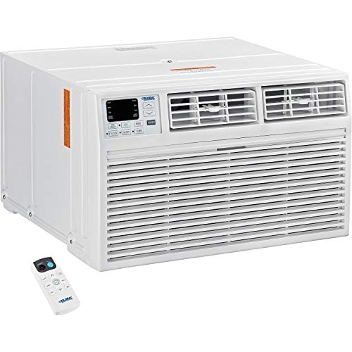 12,000 BTU Through The Wall Air Conditioner, Cool Only, Energy Star, 115V