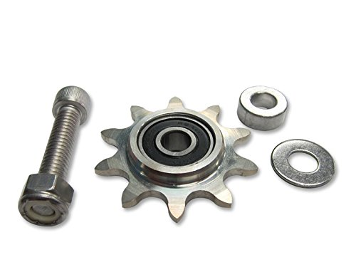 BBR Tuning 10T Billet Precision Bearing Idler Sprocket