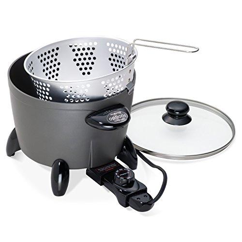 Presto 06003 Options Electric Multi-Cooker/Steamer