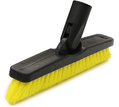 Unger Swivel Grout and Corner Scrub Brush