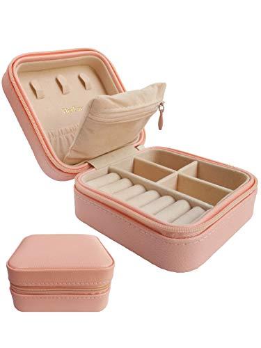 HerFav Travel Jewelry Organizer Small Jewelry Box