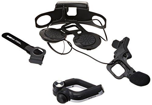 Sena 10U-SH-02 10U Motorcycle Bluetooth Communication System with Handlebar Remote for Shoei Neotec Helmet