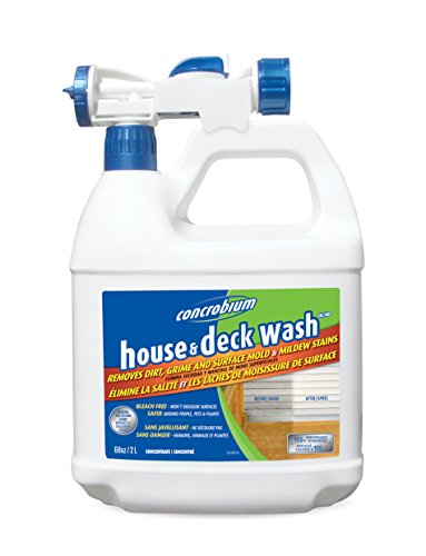 Concrobium House and Deck Wash Multipurpose Cleaner