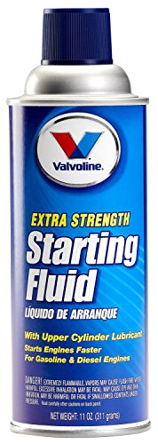Valvoline 602373 11 Oz Starting Fluid