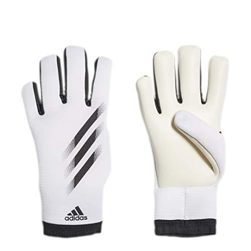 adidas unisex-youth X20 Training Goalkeeper Gloves White/Black 5