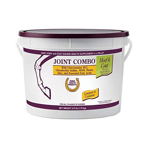 Horse Health Joint Combo Hoof & Coat, convenient 3-in-1 supplement for complete joint, hoof & coat care