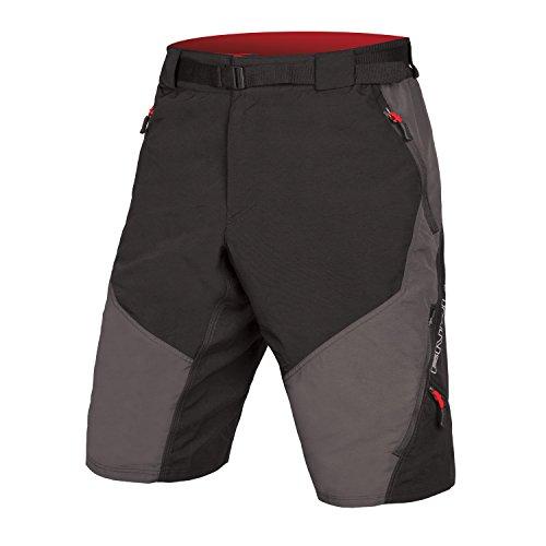 Endura Hummvee Baggy Cycling Short II Grey, Medium