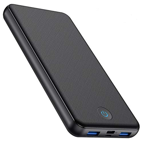Portable Charger Power Bank 26800mAh [18W PD & QC 3.0 Quick Charging Type-C Input/Output ]External Battery Pack with LED Indicator,2 Inputs and 3 Outputs Phone Charger for Smart-Phone,Tablet and More