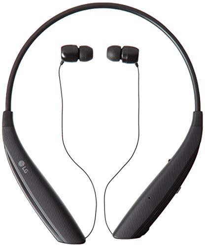 LG TONE Ultra Α Bluetooth Wireless Stereo Neckband Earbuds (Hbs-830) - Black