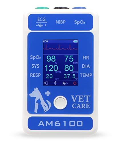 Vet Veterinary Patient Multi - Parameter Monitor Veterinary Medical Clinic Equipment