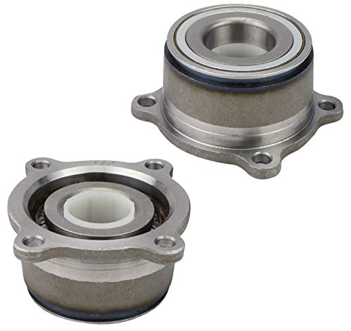 Bodeman - Pair 2 Rear Wheel Hub & Bearing Assembly for AUTOMATIC TRANSMISSION MODELS ONLY - 2005-2014 Frontier Xterra/ 2009-2012 Suzuki Equator