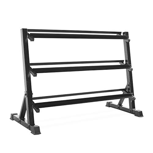 CAP Barbell 3 Tier Dumbbell Rack, 51'