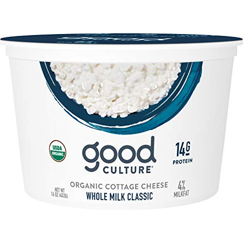 Good Culture Cottage Cheese Organic Classic, 16 oz
