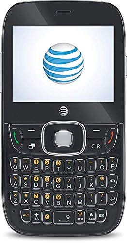 ZTE Altair 2 (Z432) 3G QWERTY Keyboard Phone - AT&T