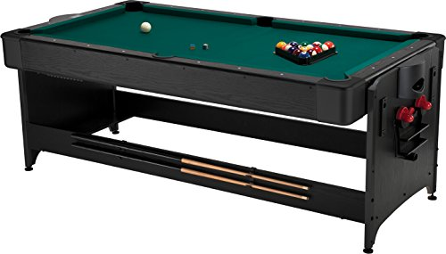 Fat Cat Original 3-in-1, 7-Foot Pockey Game Table (Air Hockey, Billiards and Table Tennis)
