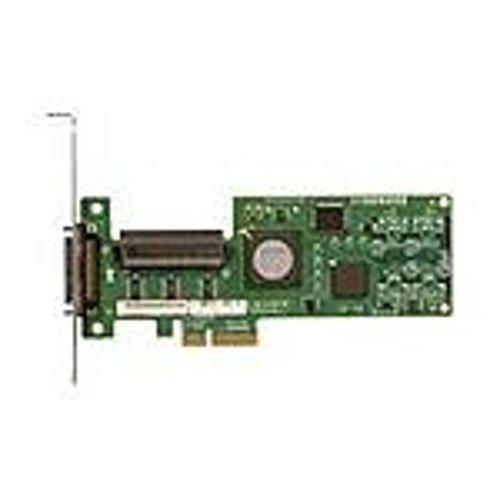 LSI Logic LSI00154 LSI20320IE 1CH U320 SCSI PCI Express 1 Int 1 Ext Channel Lp Leadfree Controller
