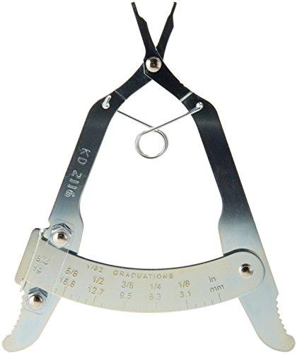 GEARWRENCH Disc Brake Lining Wear Gauge - 2116D