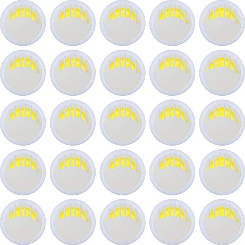 100 Pieces Anti Pollution Face Cover Mouth Filter, Face Cover Valves Replacements Air Breathing Filter Accessories Activated Carbon Dustproof for Personal Protection (White)