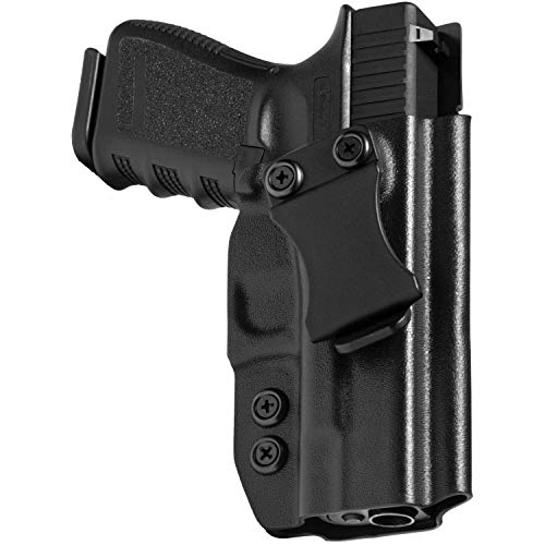 Concealment Express IWB KYDEX Holster fits Springfield XD MOD.2 3.3' 45ACP Sub-Cmpct | Right | Black
