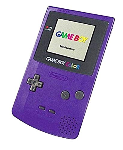 Game Boy Color - Grape (Renewed)
