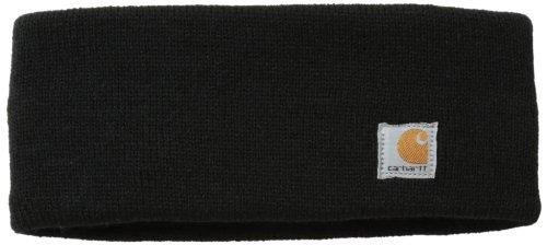 Carhartt Women's Acrylic Headband,Black,One Size