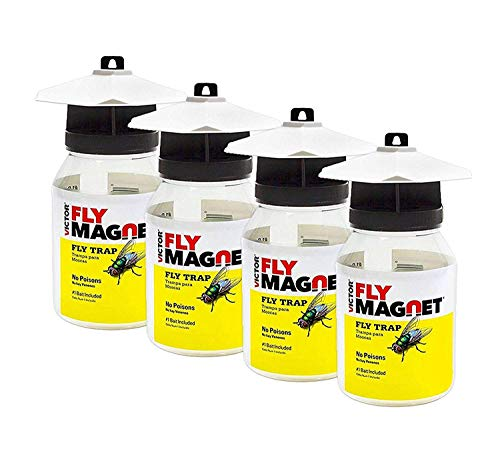 Victor M380 Fly Magnet Reusable Trap with Bait (4)