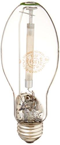 GE Lucalox High Pressure Sodium Light Bulb, B17 HPS Bulb, 150-Watt, 16000 Lumen, Medium Base, White, 1-Pack, High Intensity Discharge, HID HPS Bulb for Use Only With S55 Ballast