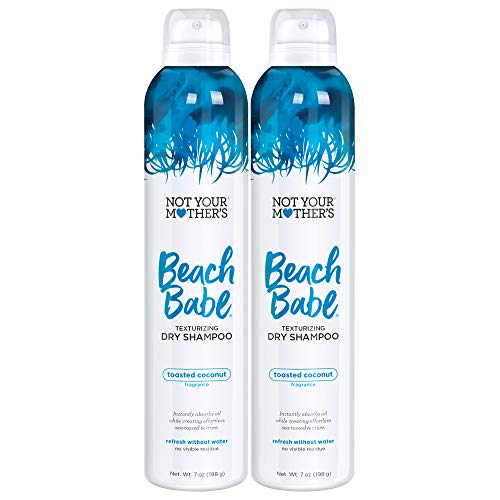 Not Your Mother's Beach Babe Texturizing Dry Shampoo, 7 Ounce, 2 count, for all hair types