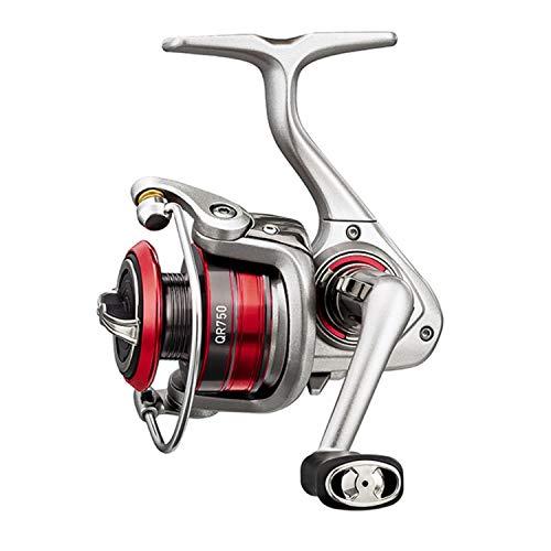 Daiwa, Ultralight Spinning Reel, QR, Freshwater, 5.1:1 Gear Ratio, 4 Bearings, 5 lb Max Drag, Ambidextrous, Clam