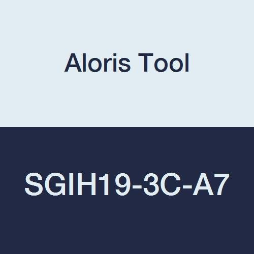 Aloris Tool SGIH19-3C-A7 Wedge Grip Carbide Insert Blade