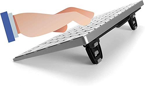 ESC Flip Computer Keyboard and Laptop Stand with 3 Adjustable Angles, Fits Most Keyboards, Keyboard not Included