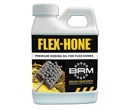 Brush Research Flex-Hone Oil, 1/2 pint Can (Pack of 1)