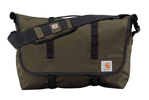 Carhartt Messanger Bag, Tarmac, Large