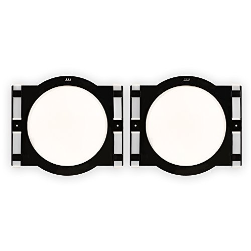 Theater Solutions RK6C in Ceiling Installation Rough in Kit for 6.5' Speaker Pair