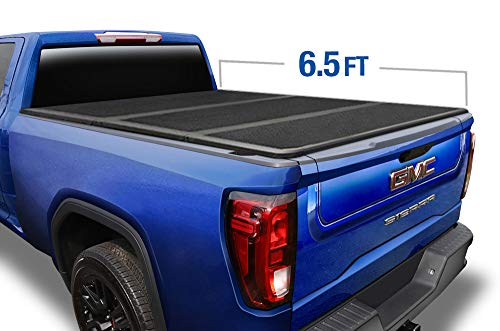 Tyger Auto T5 Alloy Hardtop Truck Bed Tonneau Cover for 2014-2019 Chevy Silverado/GMC Sierra 1500; 2015-2019 2500 HD 3500 HD 2019 Classic ONLY Fleetside 6.5' Bed TG-BC5C1007