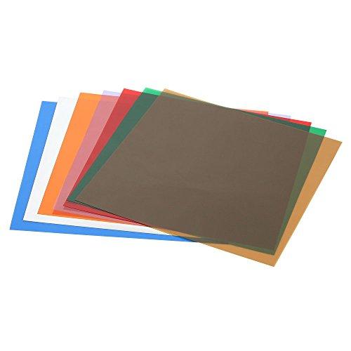 Shim Stock Assortment, 0.0005' - 0.005' Plastic