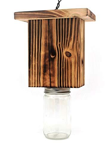 Mac's LLC Rustic Carpenter Bee Trap, Patent No. RE46.421 …