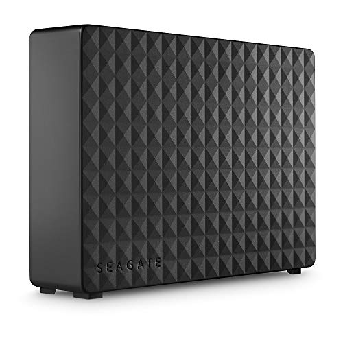 Seagate (STEB8000100) Expansion Desktop 8TB External Hard Drive HDD – USB 3.0 for PC Laptop