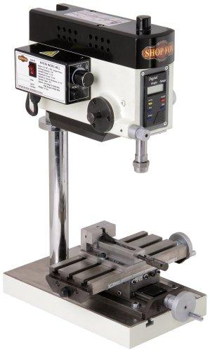 SHOP FOX M1036 Micro Milling Machine