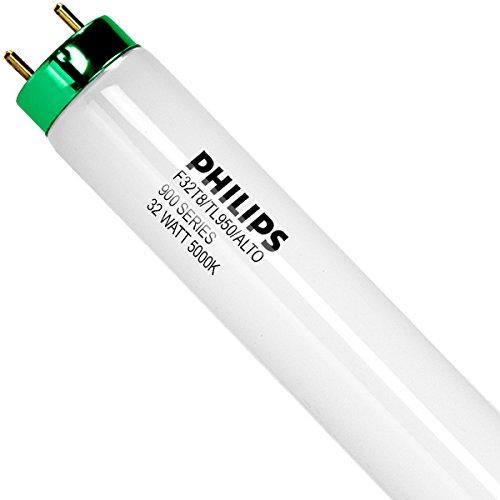 Philips 479634 - F32T8/TL950/ALTO 32 Watt - T8-36,000 Hours - 2600 Lumens - 5000K Full Spectrum - 900 Series Phosphors - Case of 30