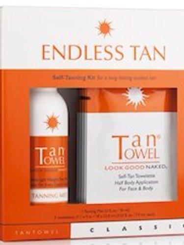 Tan Towel Endless Tan Self-Tanning Kit
